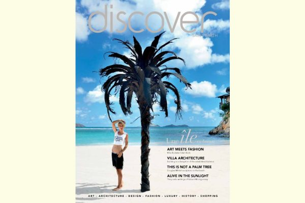 DISCOVER <BR>ST BARTH